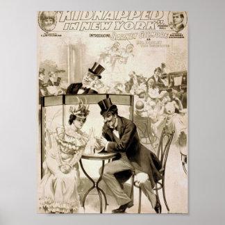 Secuestrado en Nueva York Posters