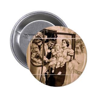 Secuestrado en Nueva York Th del vintage del sec Pin