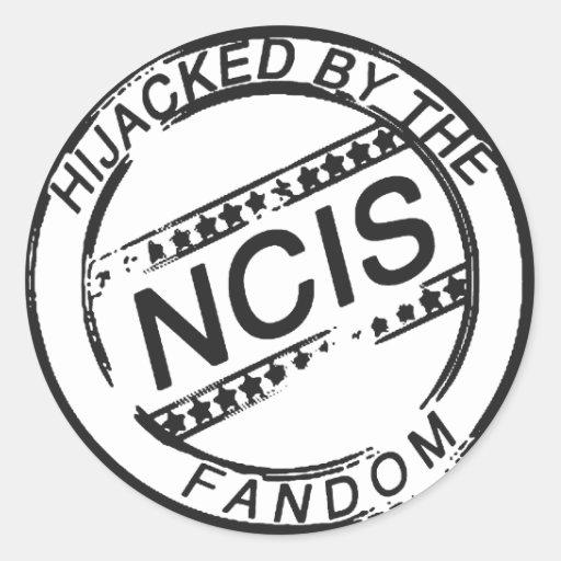 Secuestrado por el Fandom de NCIS Etiqueta Redonda