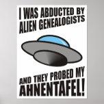Secuestrado por los Genealogists extranjeros Poster