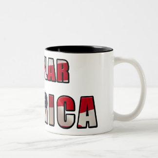 Secular America Two-Tone Coffee Mug