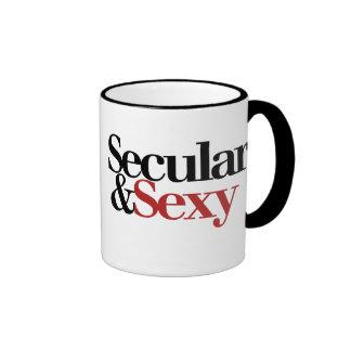 Secular Girl Ringer Mug