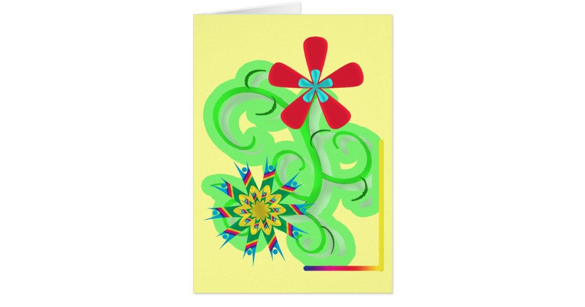 Secular Humanist Atheist Symbol Flowers Zazzle