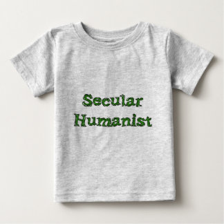 Secular Humanist Baby T-Shirt