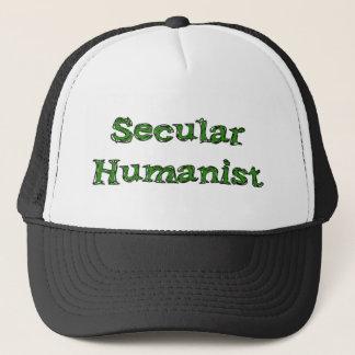 Secular Humanist Trucker Hat