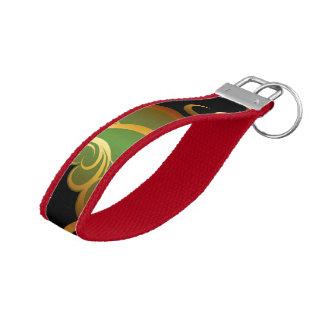 Secure Calm Neat Rewarding Wrist Keychain