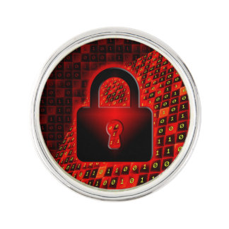 Secure data pin