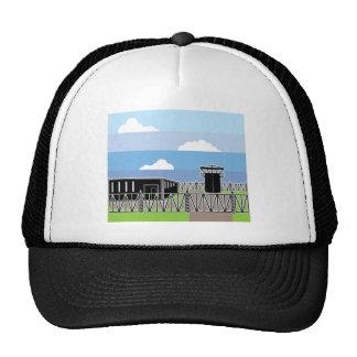 Secure Facility Prison Camp Trucker Hat