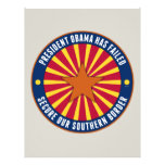 Secure Our Southern Border Customized Letterhead