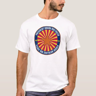Secure Our Southern Border T-Shirt