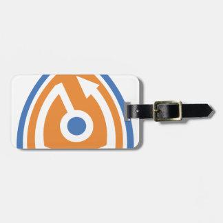 secure shield luggage tag