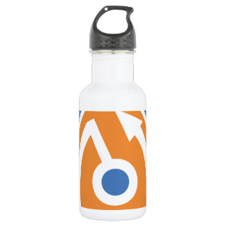 secure shield stainless steel water bottle