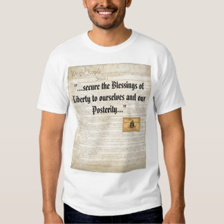 Secure the Blessings of Liberty T-Shirt