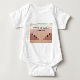 Secure The Border Baby Bodysuit
