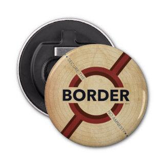 Secure The Border Bottle Opener