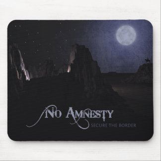 Secure The Border Mouse Pad