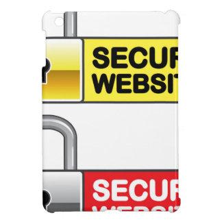 Secure Website Symbol Icon iPad Mini Cases
