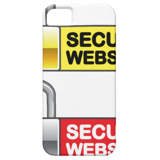 Secure Website Symbol Icon iPhone SE/5/5s Case