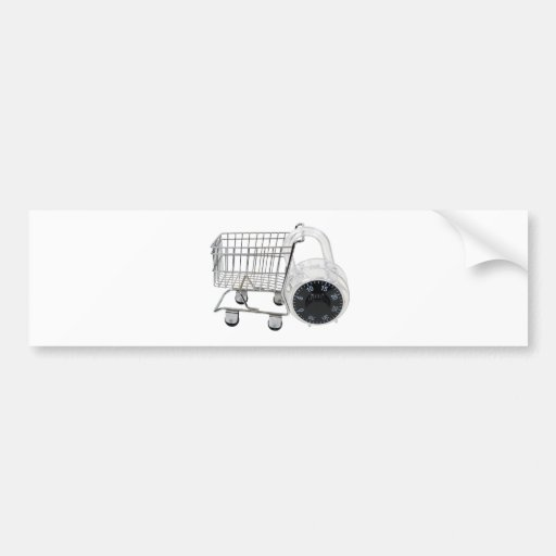 SecureShopping120509 copy Bumper Stickers