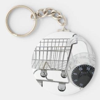 SecureShopping120509 copy Keychain