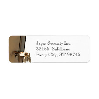 Security Address Labels