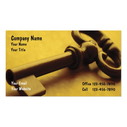 Security Business Cards_1