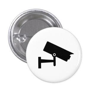 Security Camera Pictogram Button