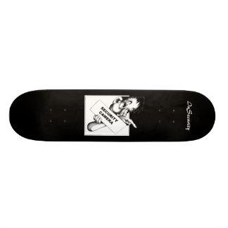Security Camera Skateboard