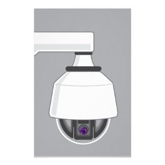 Security Camera Stationery