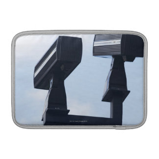 Security cameras sleeve for MacBook air