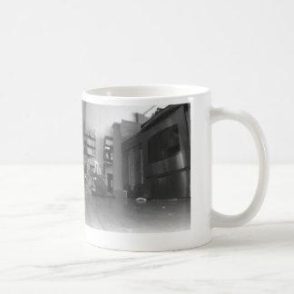 Security Cat Mug - Diane Ponder