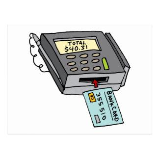 Security Chip Credit Card Machine