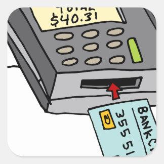 square credit card machine
