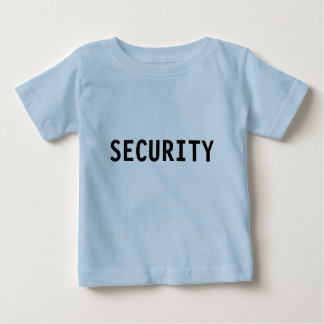 SECURITY - Customized Baby T-Shirt