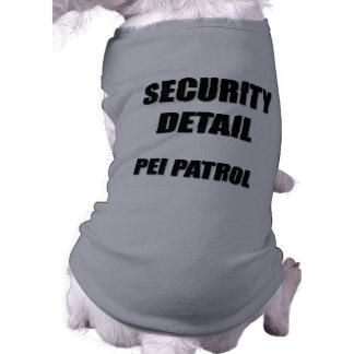 Security Detail  Pei Patrol Tee