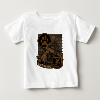 security force K9 Baby T-Shirt