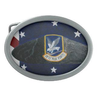 Security Forces Berret Belt Buckle