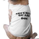Security, Guard Dog Pet T Shirt