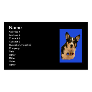 Security Guard Double-Sided Standard Business Cards (Pack Of 100)
