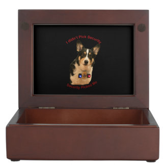 Security Guard Memory Box