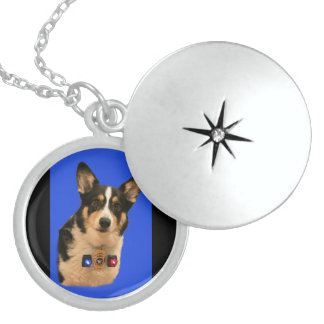 Security Guard Sterling Silver Necklace
