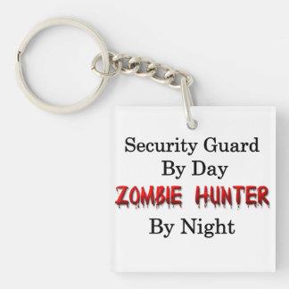 Security Guard/Zombie Hunter Keychain