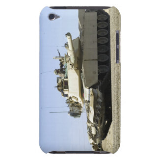 Security in a battle tank barely there iPod case
