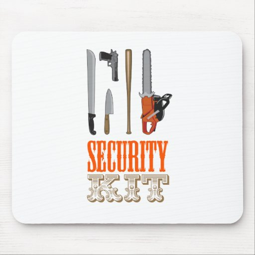 Security Kit Mouse Pads