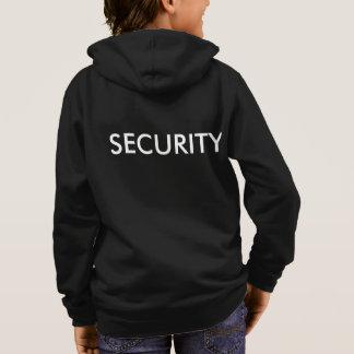 Security Man Hoodie