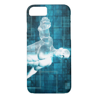 Security Network and Data Protection iPhone 7 Case