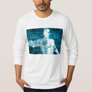Security Network and Data Protection T-Shirt