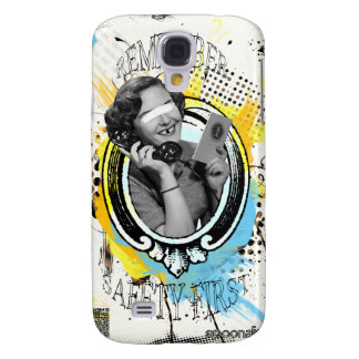 Security Over Liberty Samsung Galaxy S4 Covers