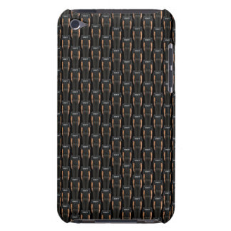 Security pattern iPod touch cover