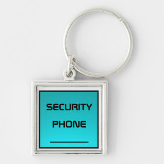 Security>Premium Key Chain